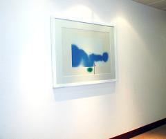 Victor Pasmore Framed Silkscreen Print