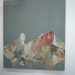 Kitty Jenkins 'Untitled Grey' Oil on canvas