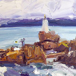 Christopher Johnson Oil Painting