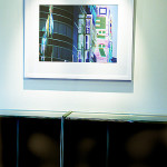Catherine Yass Invisible City series Editioned digital photographic print