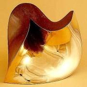 Deborah Stern FRBS 'Hibiscus' Bronze