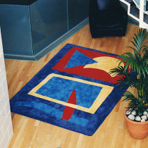 3Com - Commissioned rug