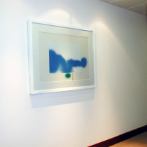 Nabarro - Silkscreen by Victor Pasmore